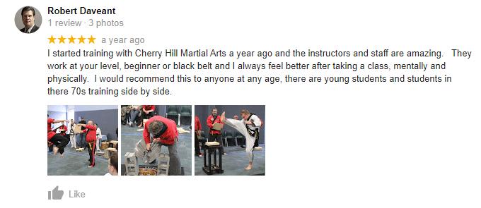 3, Cherry Hill Martial Arts Marlton